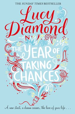 Book cover for The Year of Taking Chances